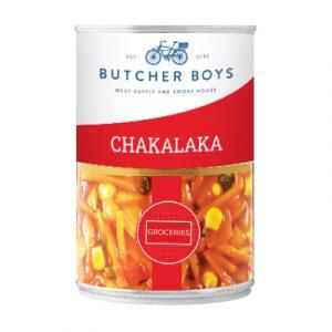 Koo Chakalaka with Butternut 410g